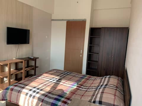 1 BR Apartement pavilion permata, low price