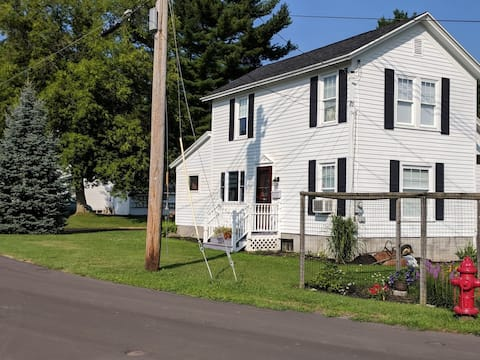 Village home, walking distance to many amenities.