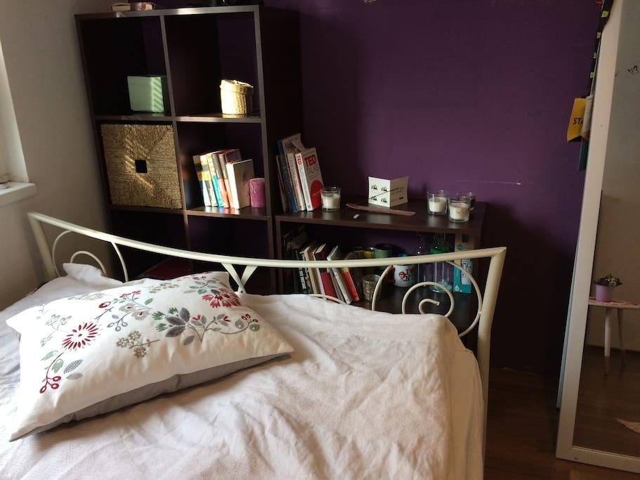 Room 1. Feel like home :)