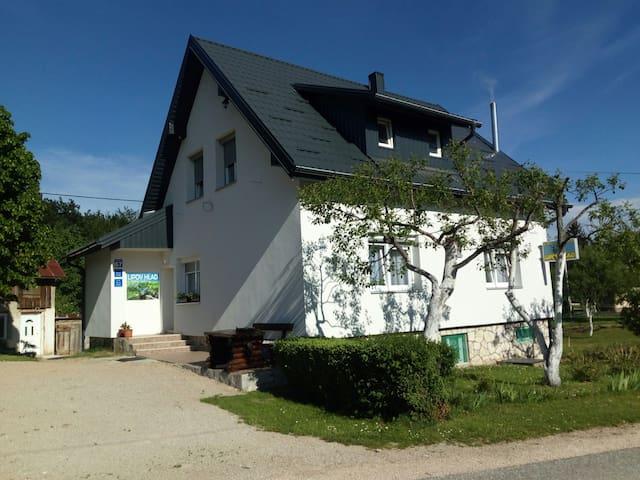 Guest House Lipov Hlad (Family room)