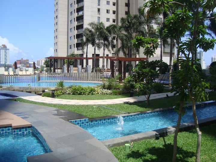 SERVICED LUXURY APRTMNT CITY RESORT All Inclusive