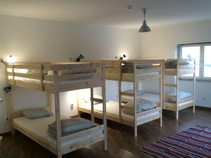 Dormroom/camarata Ericeira