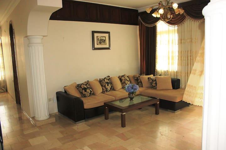 Naira apartment with large balcony on Rustaveli