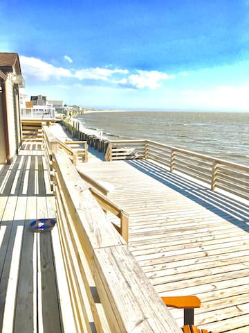 NJ Waterfront Getaway on the Delaware Bay