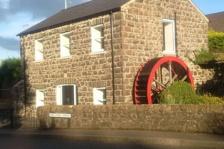 Stone Flax Mill Lovingly Restored - Connor