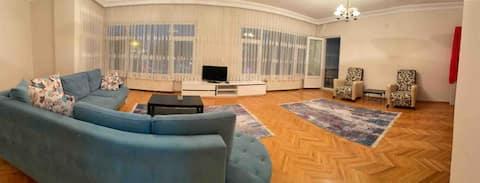 Super Large Safe Apartment in Pendik Center