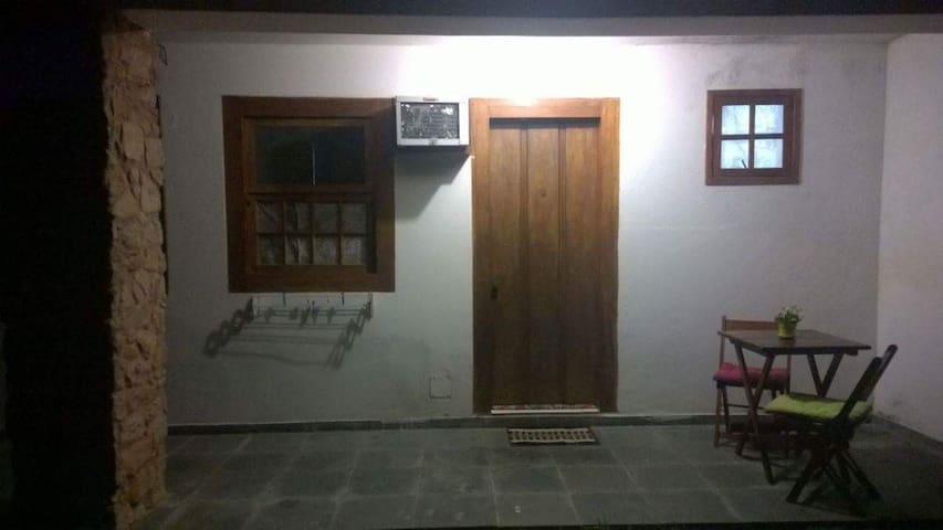 Quartinho no Centro Histórico - Paraty - Appartement
