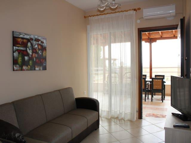 Sweet home in Chalkidiki - Nea Moudania - Apartment