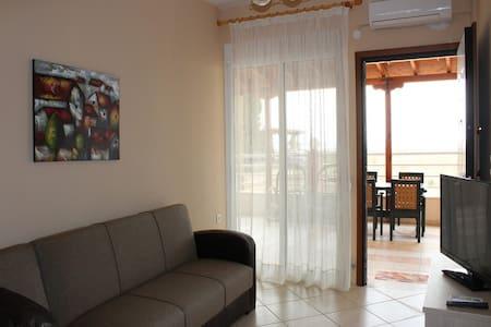 Sweet home in Chalkidiki - Nea Moudania - 公寓