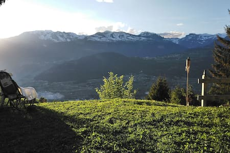LOYEHILL CHALET Homestay - Swiss Alps Escape.