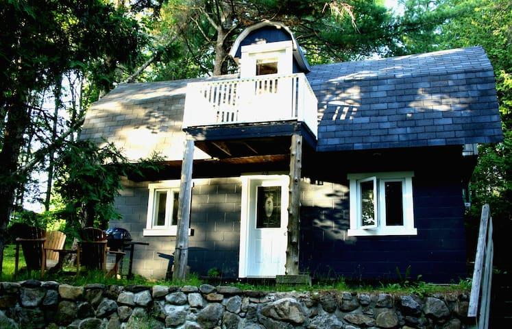 Belle petite maison sur le domaine Baril
