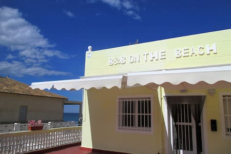 Studio in Bed and Breakfast on the Beach - Tabernes de la Valldigna