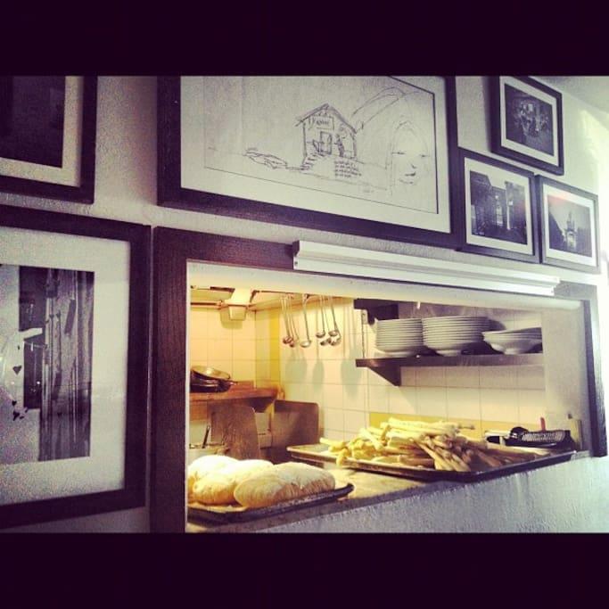 Φωτογραφία του χώρου Amarone Kitchen & Wine