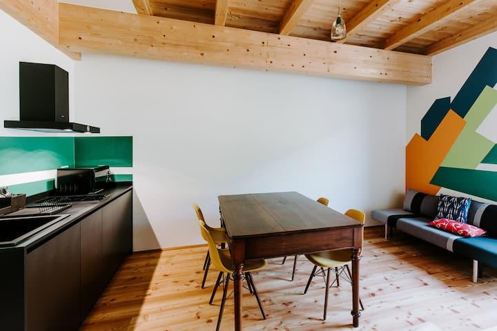 La Cascina - Valfaccenda // Appartamento Arneis