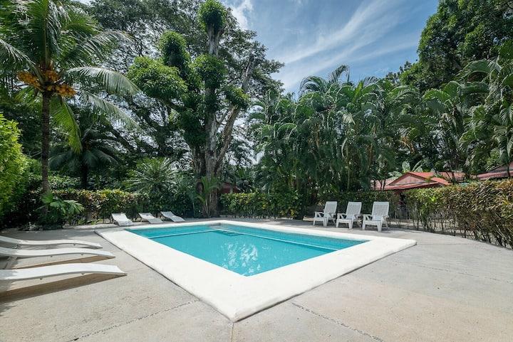 Villas Majolana hotel/cabinas stud