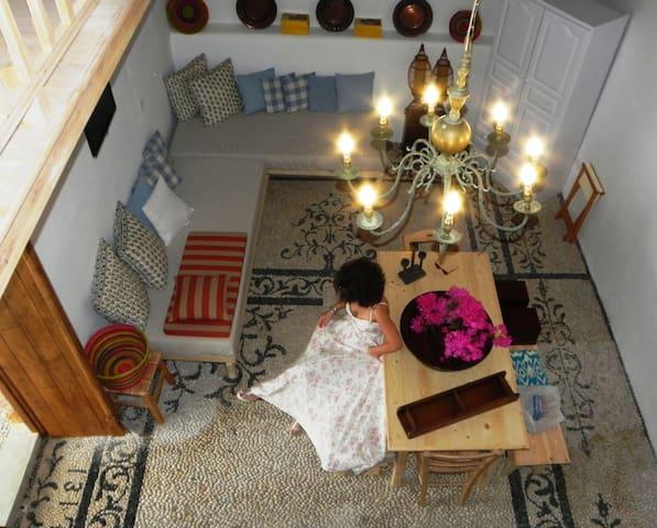 Cosmos Home Lindian sala - Lindos - Huis