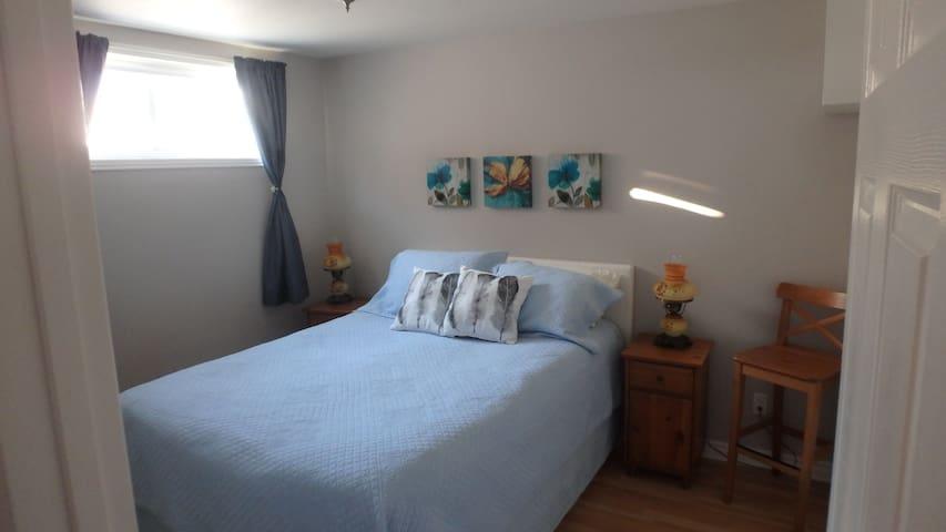 Logement privé, accueillant; planchers chauffants - Blainville - Flat