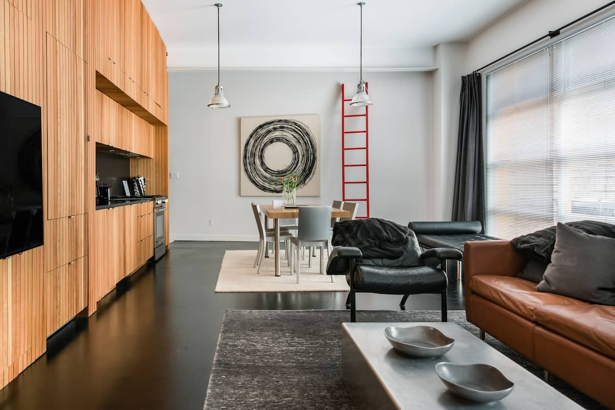 Architecturally-Designed Townhouse in Trendy Central Halifax
