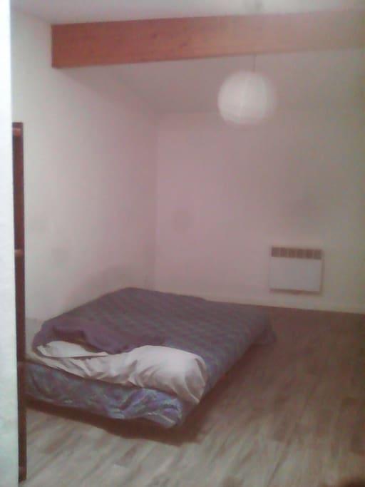 Chambre privée vue 1