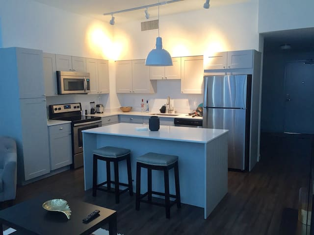 Modern Downtown 1 bed apt in MKE! - Milwaukee - Apartment