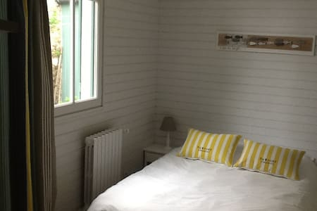 Chambre pour 2 à l' ermitage - St-Malo