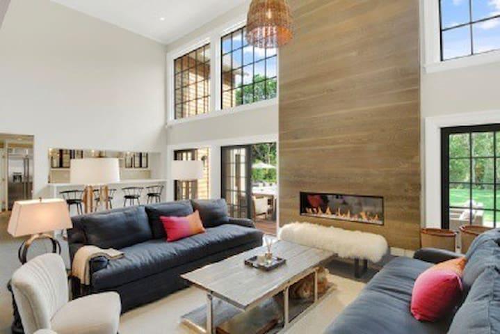 Stylish Wainscott Home - Wainscott - Casa
