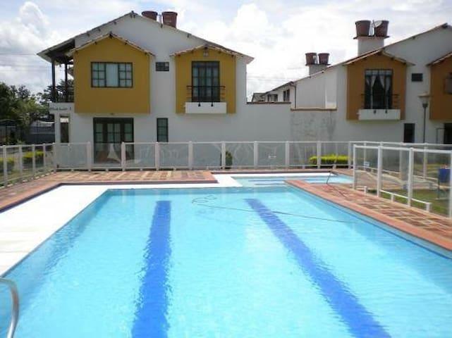 Casa familiar, descanso tranquilo - Villavicencio  - Ev