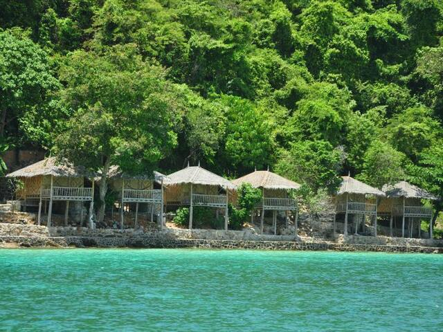 Tohko Beach Resort - Phi Phi Islands - Haus