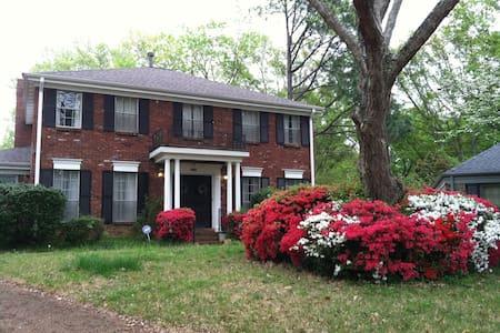 Serene East Memphis home w/garage - 멤피스(Memphis) - 단독주택
