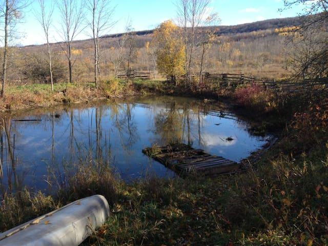 Niagara Escarpment Organics Agro-tourism Retreat