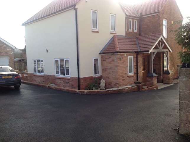Private House Ensuite Double Room Kegworth £45
