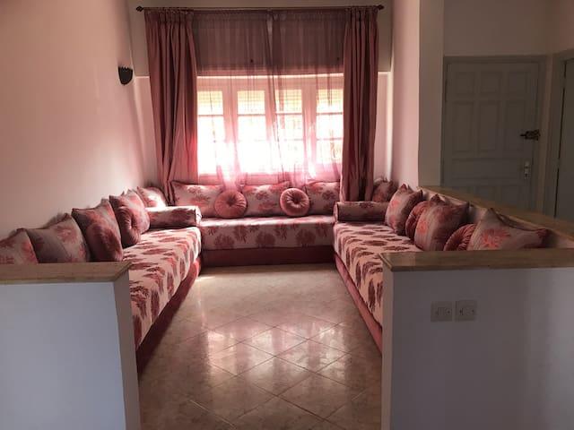 GF living room  Salon RC