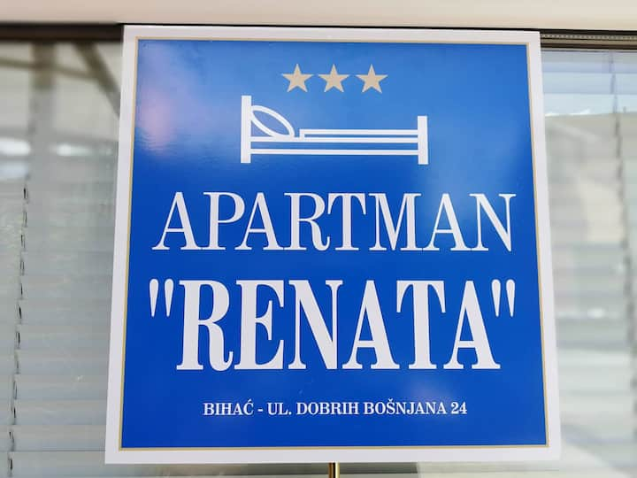 Apartman Renata-za kraći ili  duži boravak!!