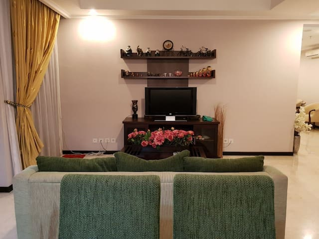 Spacious apartment in heart of Jakarta