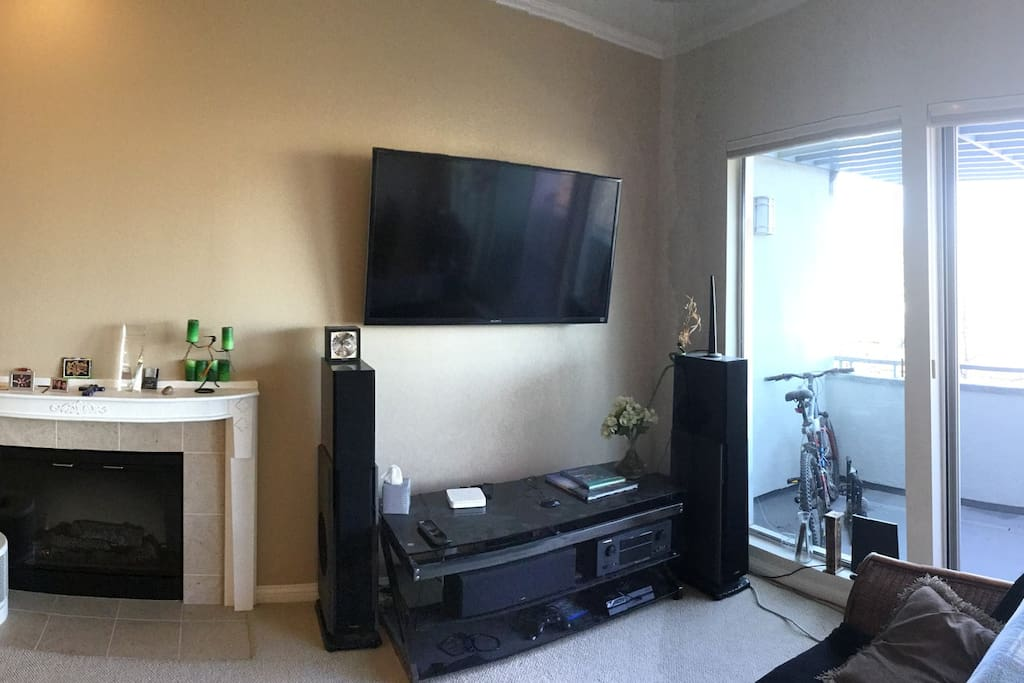 Living Room - TV