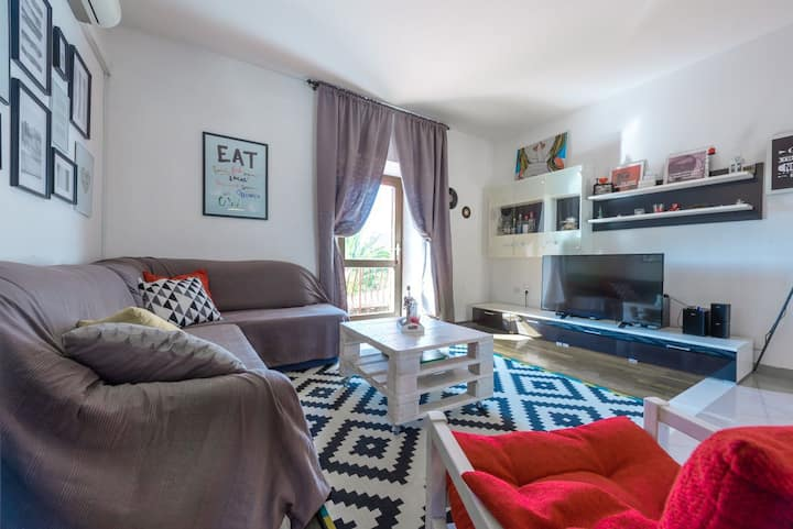 Cozy countryside apartment near Dubrovnik