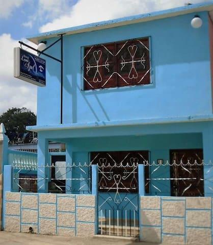 Hostal Luna Azul (Coco Keys) room 2