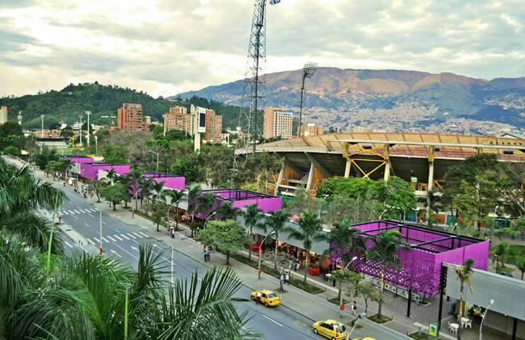 Casa Botero Cool Comforts ! - Medellín, Antioquia, CO - ที่พักพร้อมอาหารเช้า