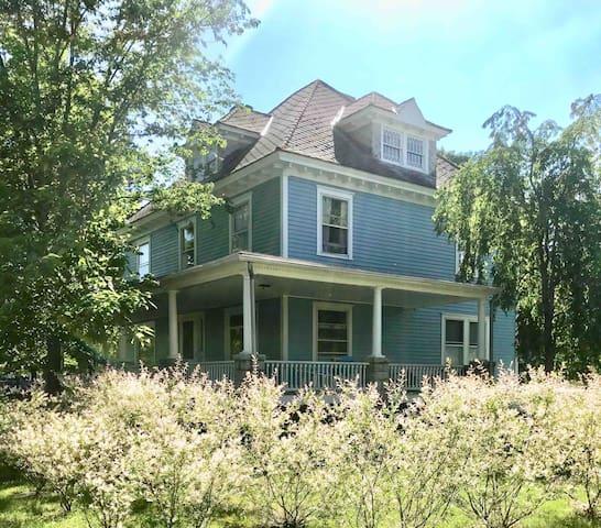 Blue Moon House - a Catskill Mountain Retreat