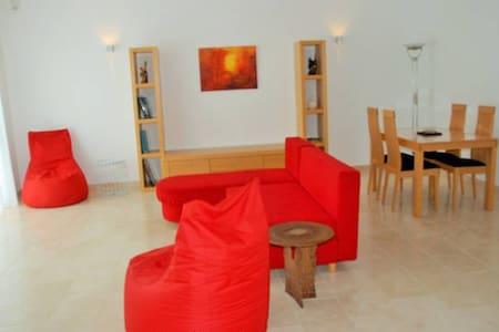 Freundliches stillvolles 61 qm Appartement - Bad Vilbel - Huoneisto
