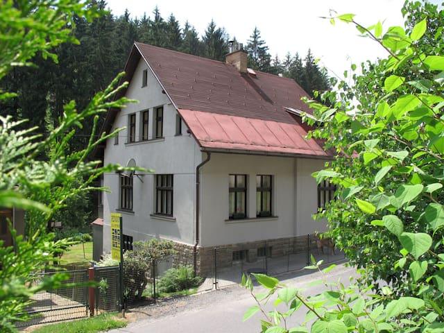 Ferienwohnung Plavy in Tanvald