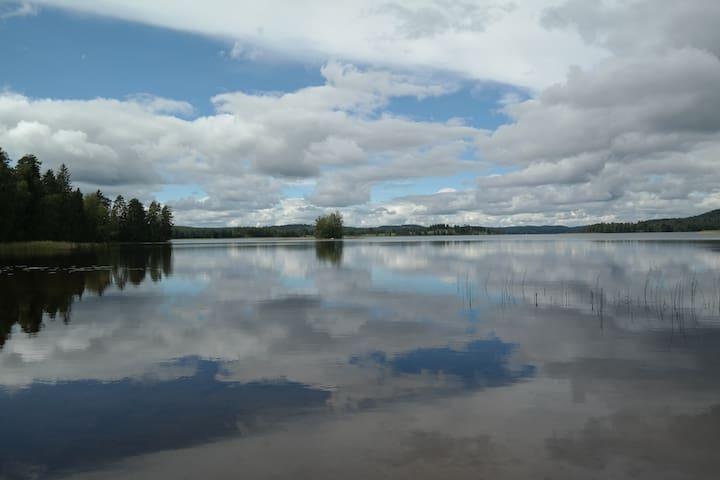 Luontoloma keskellä Suomea - Laukaa
