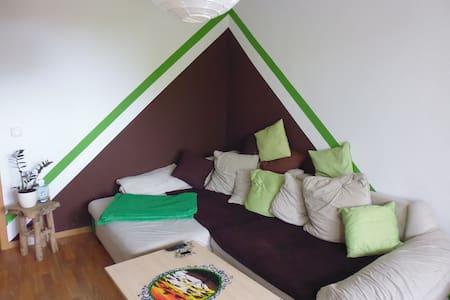 gemütliches Zimmer im beliebten Stadtfeld Ost - Maagdenburg