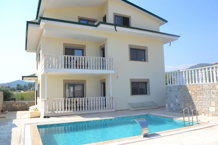New Apartment near Calis Beach and Fethiye 7b3