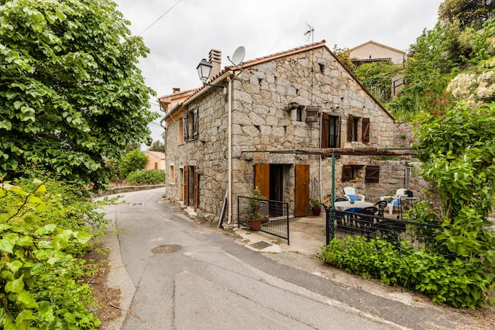 Maison région Ajaccio près du GR20