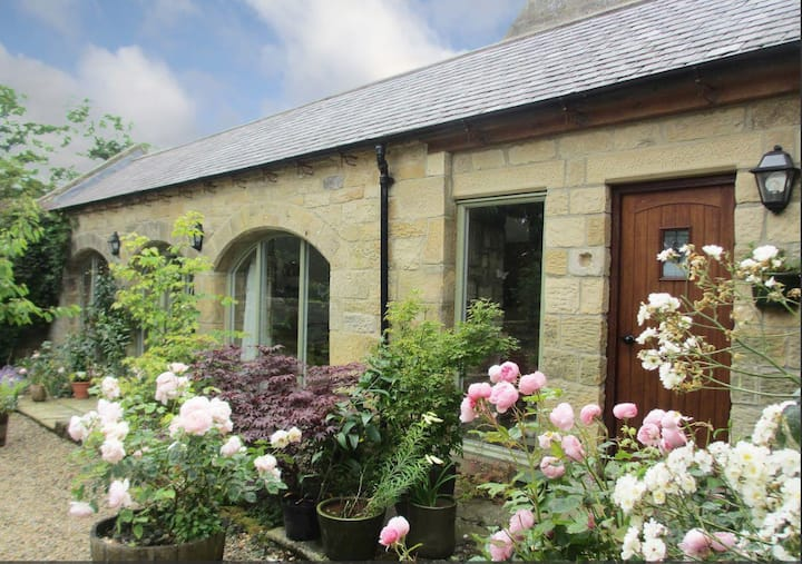 Beautiful cottage in the heart of Northumberland