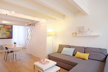 Duplex confortable et lumineux, à 50m du port - La Ciotat
