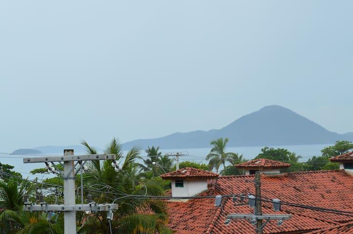 Cobertura com vista para o mar - Ubatuba - Appartement