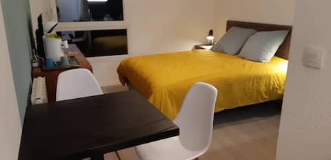 Studio confortable près du centre de Grenoble