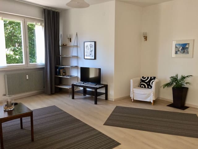Wohnung zum Entspannen.